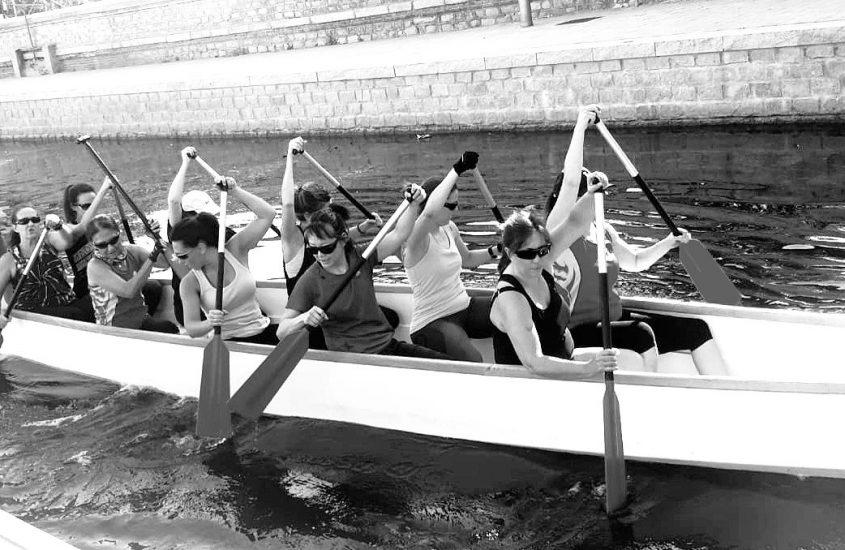 Nace Madridragon Boat